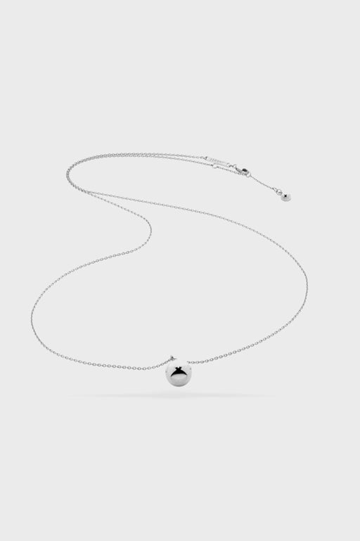 Liberte-Beau Silver Necklace-Mott and Mulberry