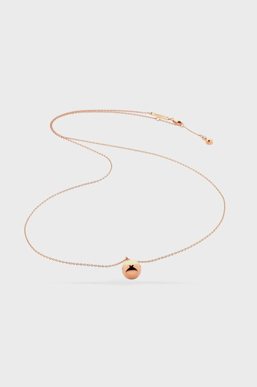 Liberte-Beau Rose Gold Necklace-Mott and Mulberry