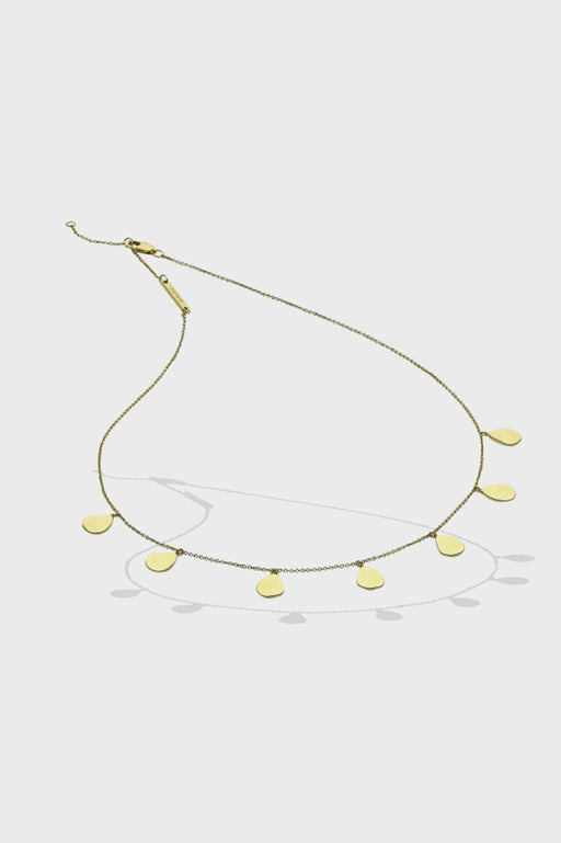 Liberte-Sonny Gold Necklace-Mott and Mulberry
