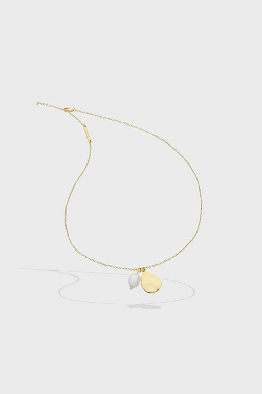 Liberte-Florence Gold Necklace-Mott and Mulberry