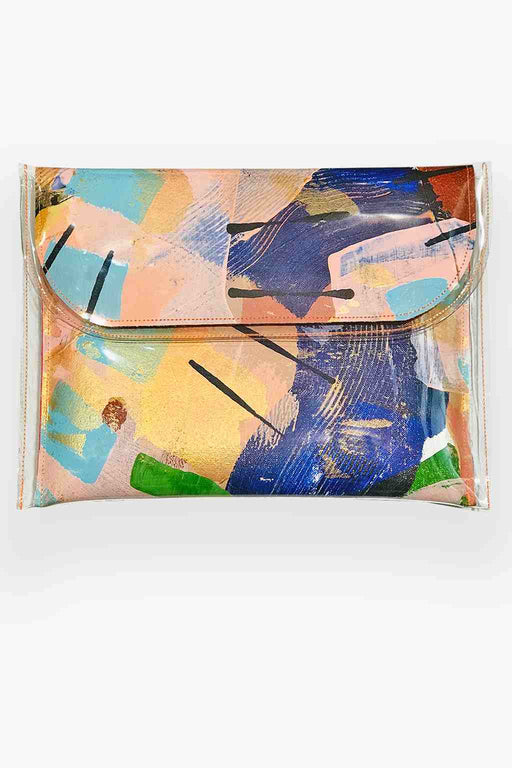 Tiff Manuell-Tiff Manuell Large Clutch - Atlas-Mott and Mulberry