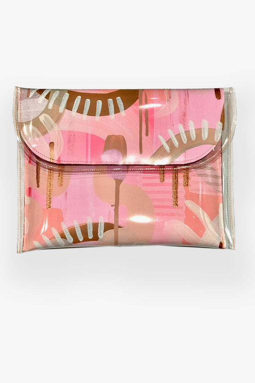 Tiff Manuell-Tiff Manuell Large Clutch - Shortcake-Mott and Mulberry