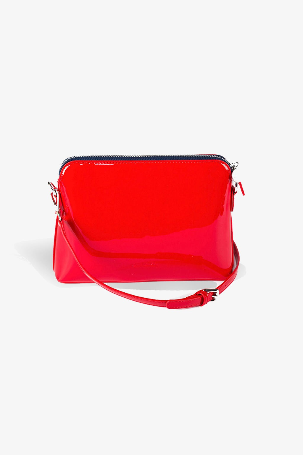 Liv Milly-Ravello Cross Body Bag Red-Mott and Mulberry