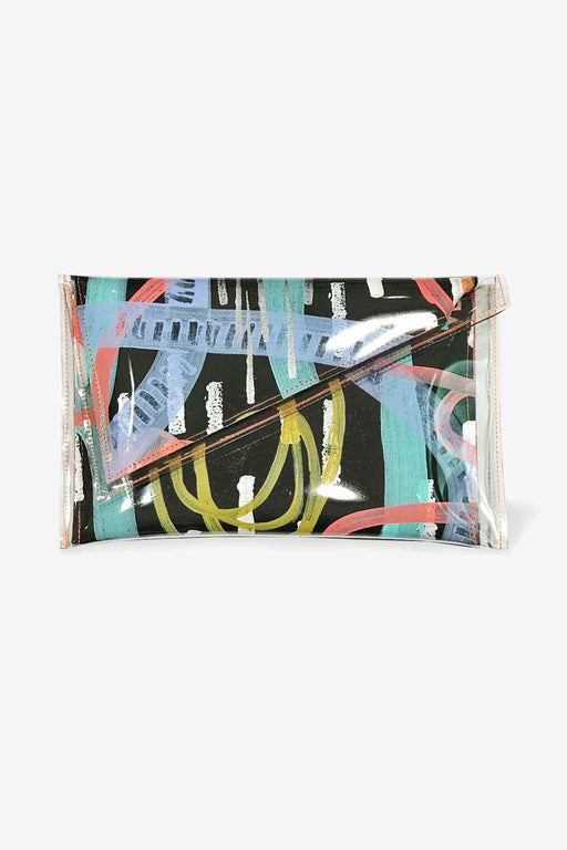 Tiff Manuell-Tiff Manuell Angled Clutch - Pursuit-Mott and Mulberry