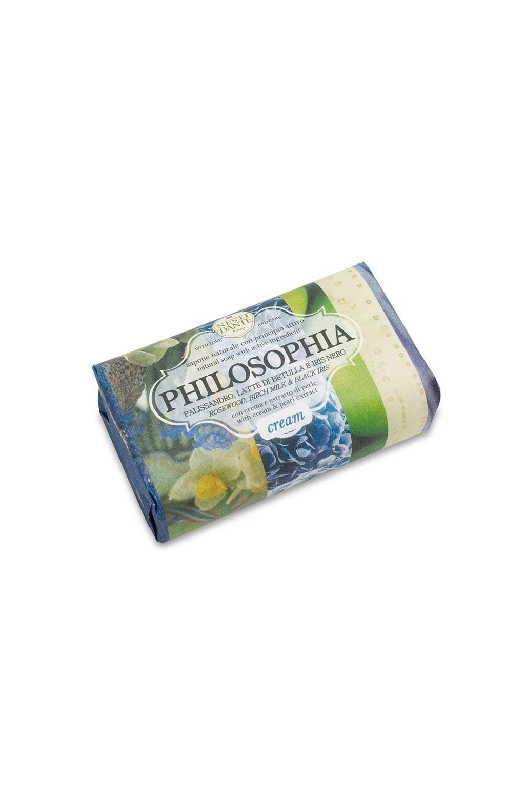Nesti Dante-Philosophia Creme Soap-Mott and Mulberry