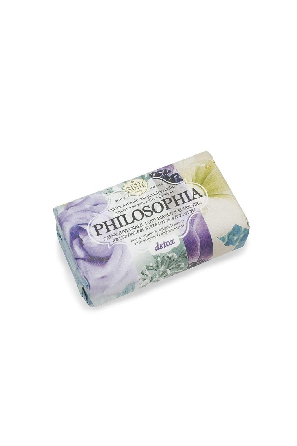 Nesti Dante-Philosophia Detox Soap-Mott and Mulberry