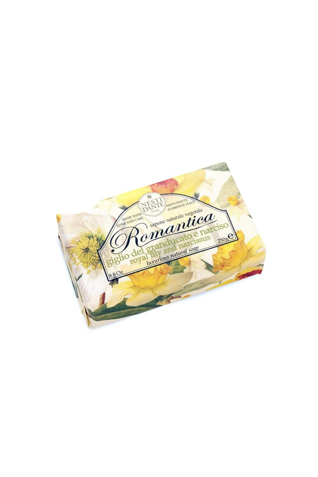 Nesti Dante-Romantica Lily and Narcissus Soap-Mott and Mulberry