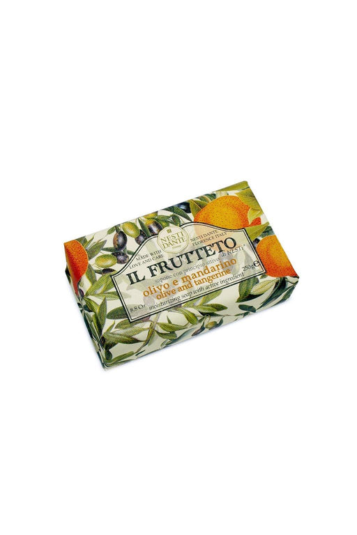 Nesti Dante-Il Frutteto Olive Oil and Tangerine Soap-Mott and Mulberry