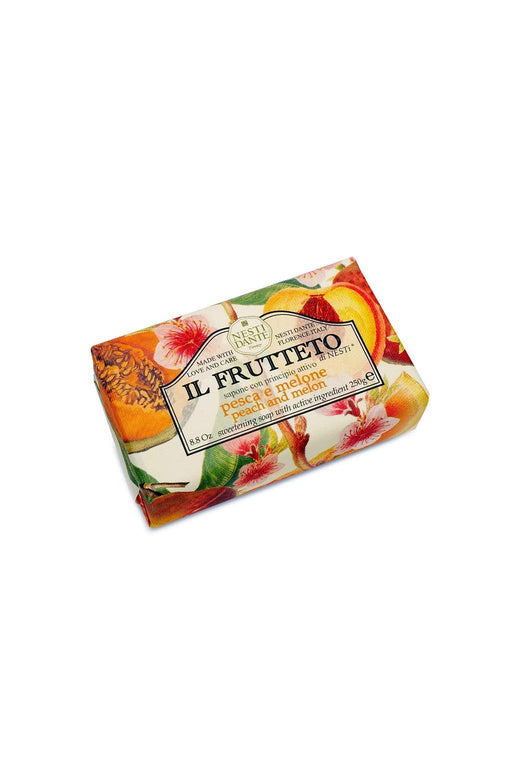 Nesti Dante-Il Frutteto Peach and Melon Soap-Mott and Mulberry