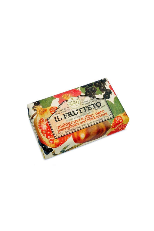 Nesti Dante-Il Frutteto Pomegranate and Blackcurrent Soap-Mott and Mulberry