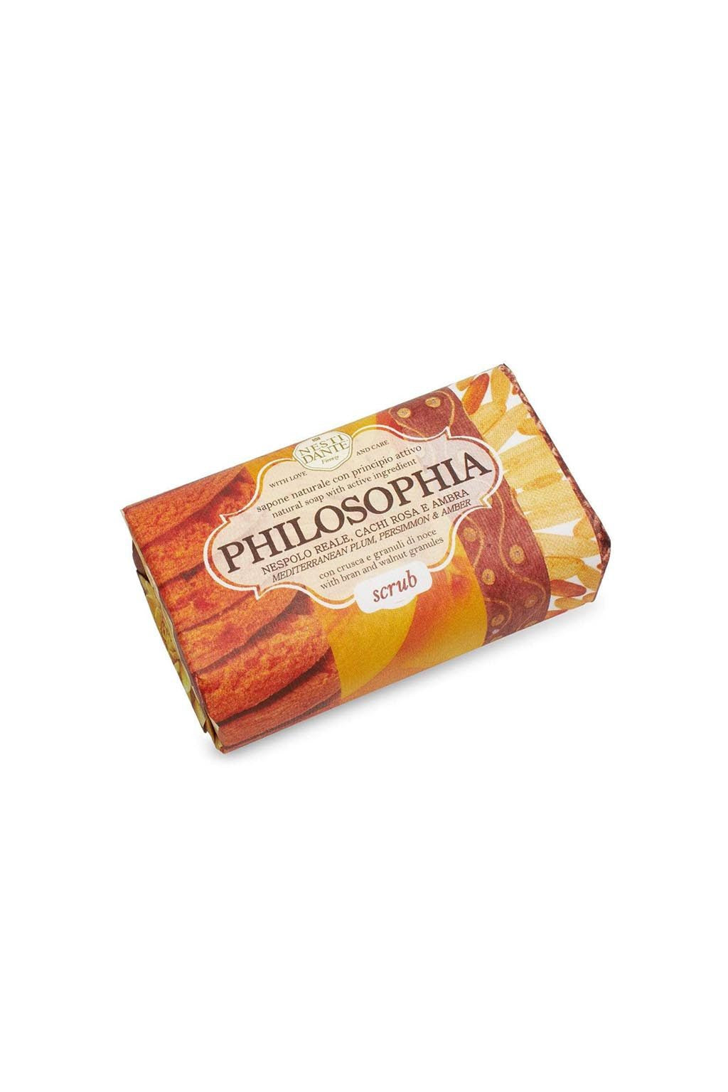 Nesti Dante-Philosophia Scrub Soap-Mott and Mulberry