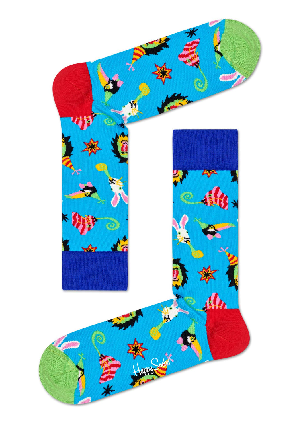 Happy Socks-Party Animal Socks-Mott and Mulberry