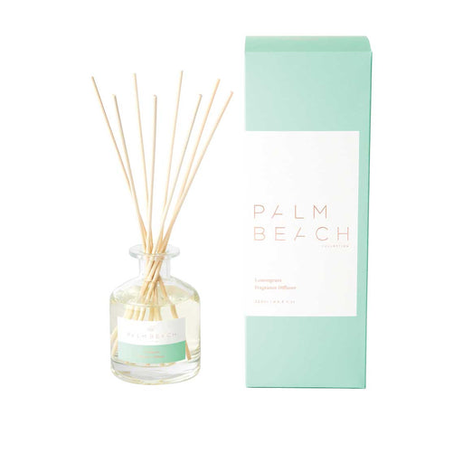 Palm Beach-PALM BEACH Fragrance Diffuser Seasalt 250ml-mott-and-mulberry-shop-online-brisbane