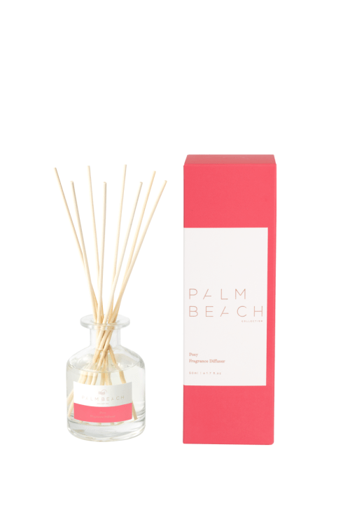 Palm Beach-PALM BEACH Fragrance Diffuser Posy 50ml-Mott and Mulberry