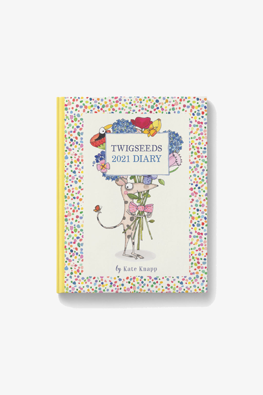 Affirmations-Twigseeds 2021 Diary-Mott and Mulberry