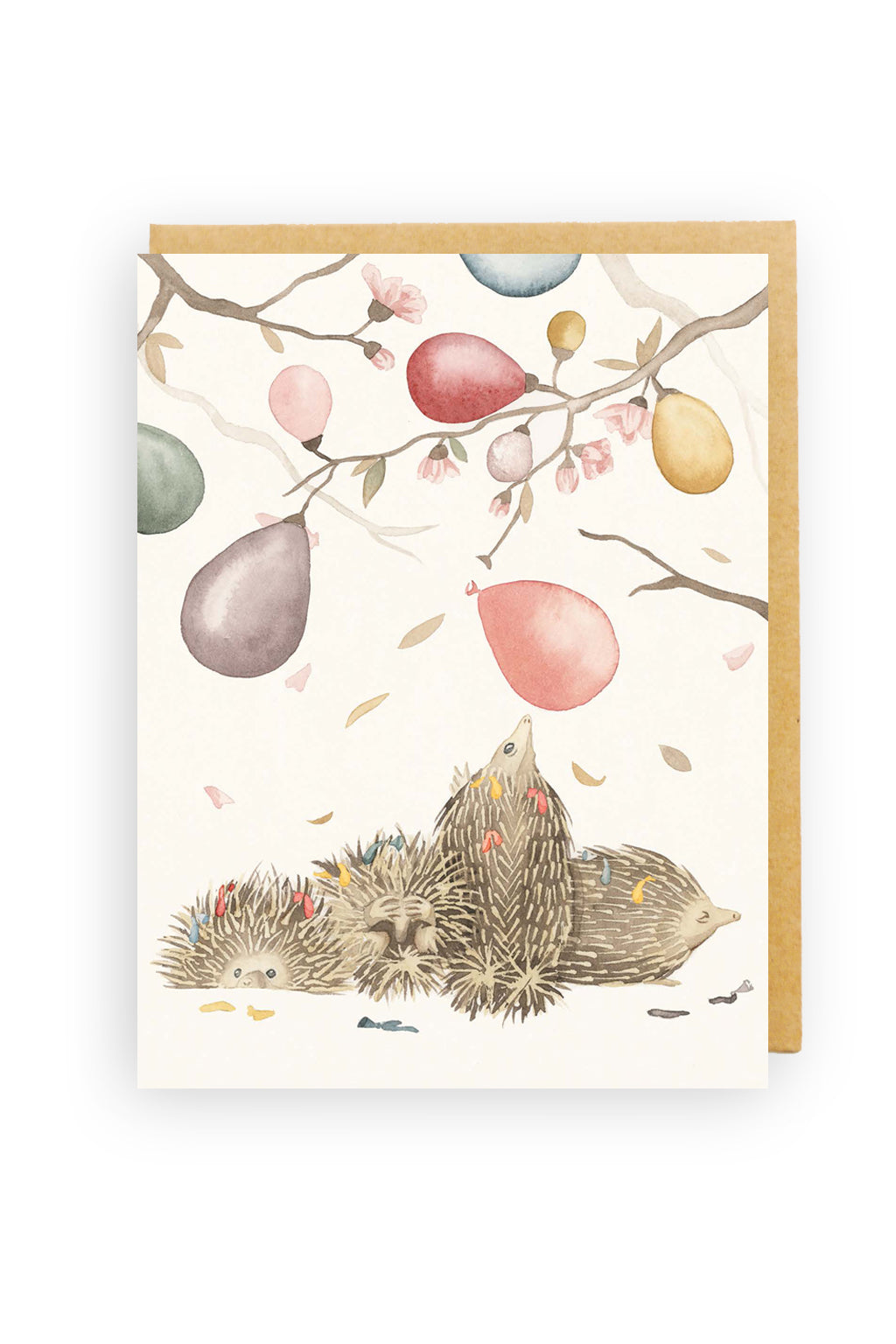 Squirrel Design Studio-Birthday With a Bang - Birthday Card-Mott and Mulberry