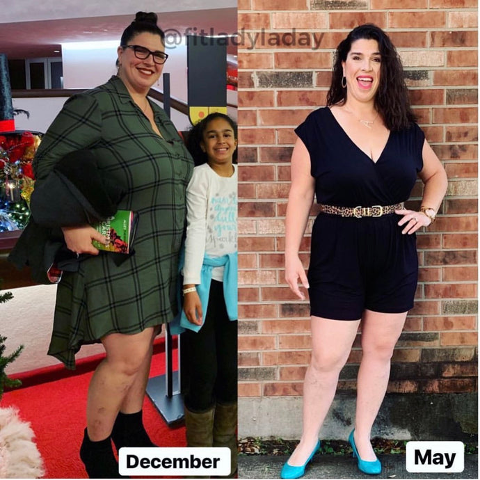 112  POUNDS DOWN! Amy's story