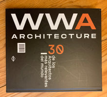 Load image into Gallery viewer, WWA Architecture - 30 of the most relevant world architects