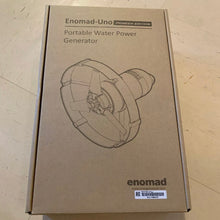 Load image into Gallery viewer, ENOMAD-UNO PORTABLE WATER POWER GENERATOR PIONEER EDITION.