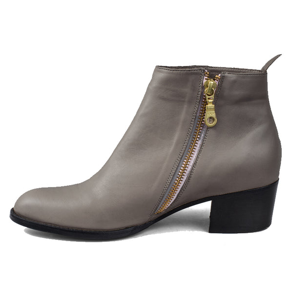 Side Zip Bootlet