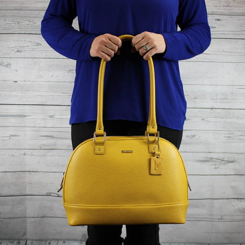 Large Dakota Satchel - Customizable