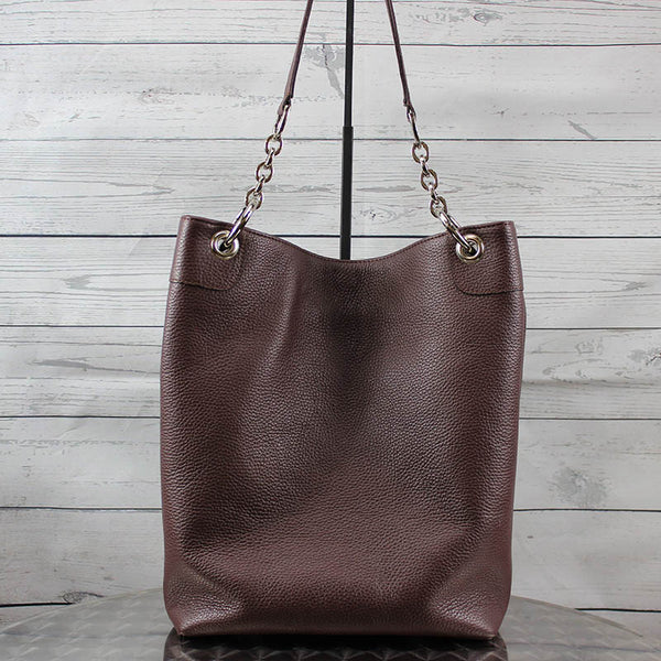 Chelsea Square Hobo (Raisin)