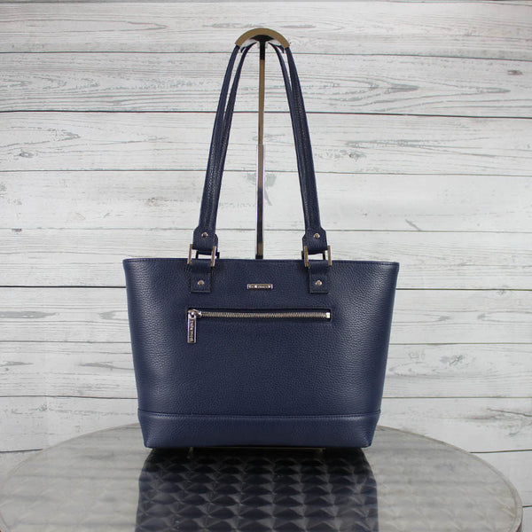 Madison Tote Small (Navy)