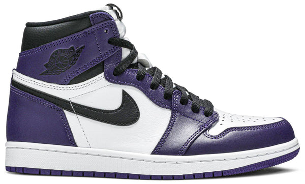 "Air Jordan 1 High ""Court Purple 2.0"" GS"