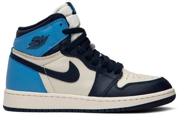 "Air Jordan 1 High ""Obsidian"" GS"