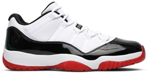 "Air Jordan 11 Low ""Concord Bred"""