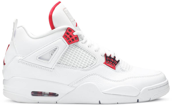 "Air Jordan 4 ""Metallic Red"" GS"
