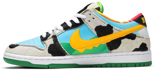 "Nike SB Dunk Low X Ben And Jerry's Special Ice Cream Box ""Chunky Dunky"""