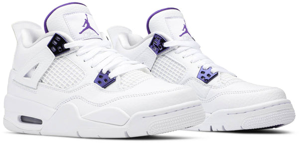 "Air Jordan 4 ""Metallic Purple"" GS"