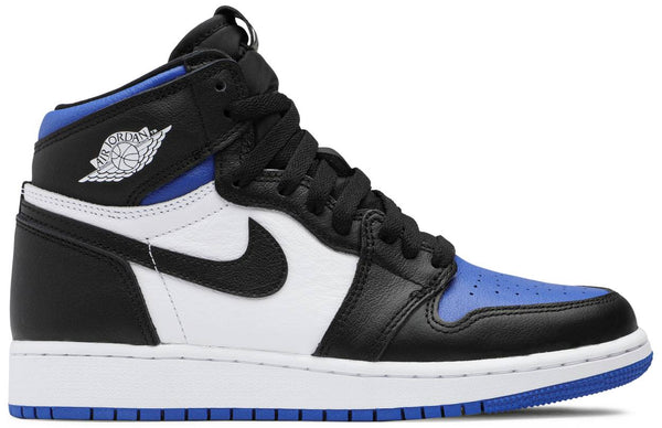 "Air Jordan 1 High ""Royal Toe"" GS"