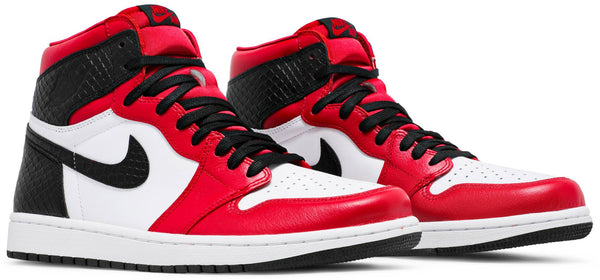 "Air Jordan 1 High ""Satin Snake Chicago"""