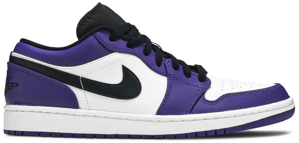 "Air Jordan 1 Low ""Court Purple"" GS"