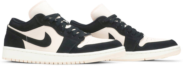 "AIR JORDAN 1 LOW ""BLACK GUAVA ICE"""