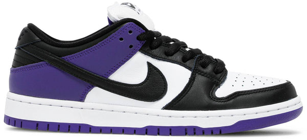 Dunk Low SB ''Court Purple''