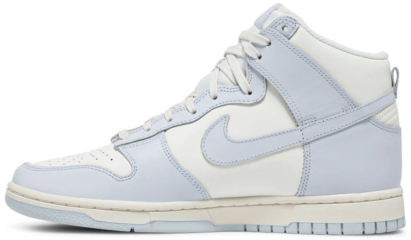 "Nike Dunk High ""Sail Football Grey"""