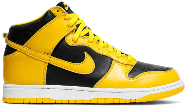"Nike Dunk High ""Varsity Maize"""