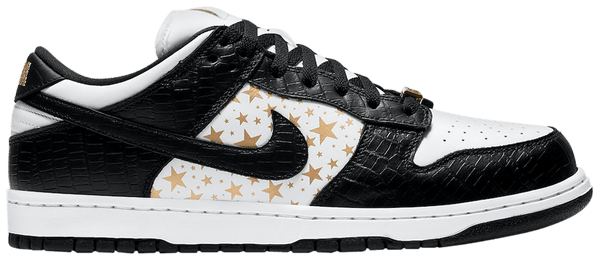 "Nike SB Dunk Low OG QS X Supreme ""Black"""