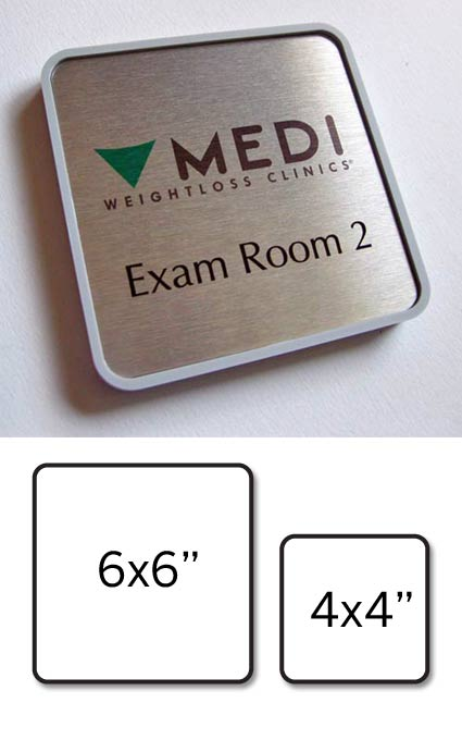 Medical Signs for Doors and Offices