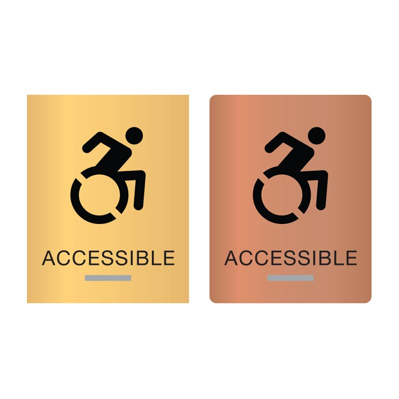 New York ADA Accessible Braille Signs | New York ...
