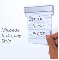 Aluminum Message Grippers