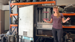How to test your vending machine refrigeration unit - in the machine