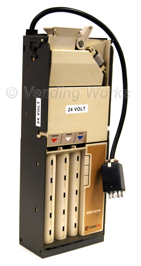 Coinco 9302L Logic Coin Changer Acceptor 12 pin