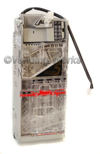 Conlux CCM5G Five tube Coin Changer - Reconditioned