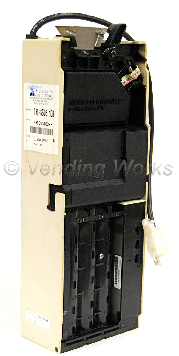 Mars TRC6510 Coin Changer Acceptor