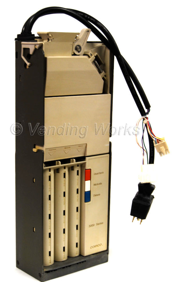 Coinco 3340S / 3341S Single Price Coin Changer Acceptor