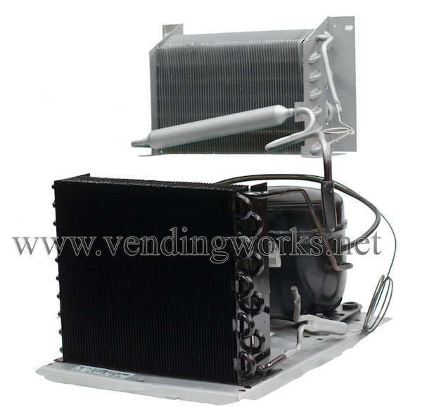 Vendo VC264 Soda Vending Machine Refrigeration Compressor Cooling Deck Unit